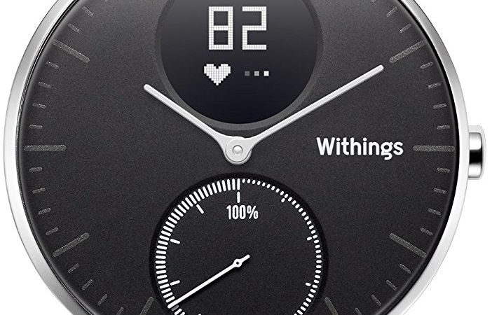 Withings Steel HR - Activity Tracking Watch with Heart Rate Monitoring Review